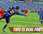 Darmowe Dream League Soccer EA Electronic Arts FIFA 13 First Touch gameloft Płatne Real Football 2013