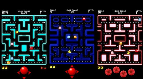 PAC MAN HD / Źródło: windowsphone.com