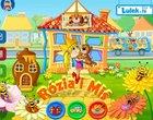 gry dla dzieci gry na iPad gry na tablety Płatne Rózia i Mis