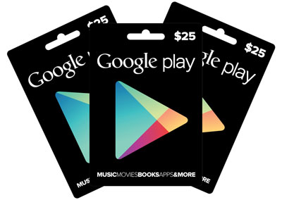 Karty Podarunkowe Google Play Wkrotce Beda Dostepne W Polsce