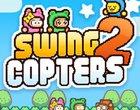 frustrująca gra gra zręcznościowa następca Flappy Bird Swing Copters 2