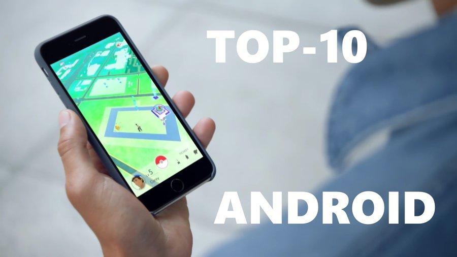 Najlepsze Nowe Gry Na Androida TOP10 Premier Z Lipca 2016