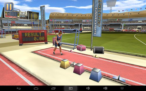 Athletics 2: Summer Sports / fot. appManiaK.pl