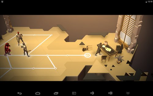 Deus Ex GO / fot. appManiaK.pl