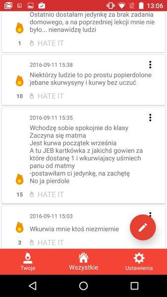 Haterick / fot. appManiaK.pl