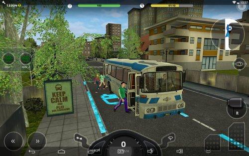 Bus Simulator PRO 2017 / fot. appManiaK.pl