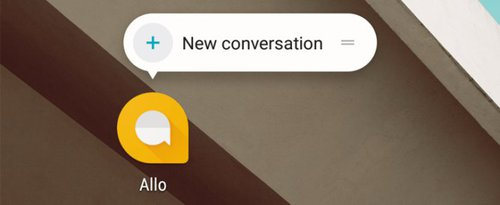 Google Allo 2.0 / fot. Android Police