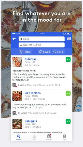 fot. Foursquare Labs, Inc.